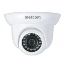 Metcom MTC-7400D 2MP 3.6mm ICR WDR POE IP KAMERA