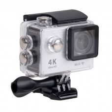 4K Sesli Action Kamera 30 Metre Su Geçirmez