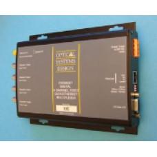 OSD 8600R 4 KANAL MODÜLER VİDEO+DATA RECEİVER