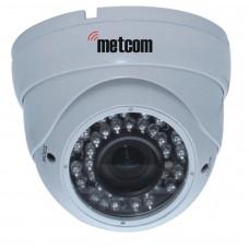 Metcom MTC-6300D 2MP ICR WDR IR Dome Kamera